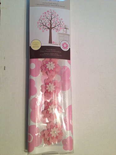 Koala Baby Cherry Blossom Wall Art Kit