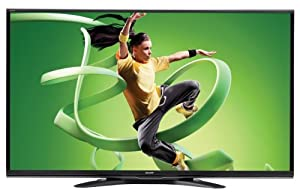 Sharp LC-70EQ10U 70-Inch Aquos Quattron 1080p 240Hz Smart LED HDTV