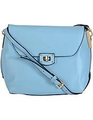 Kelly Women's Sling Bag (Blue)- Set Of 2
