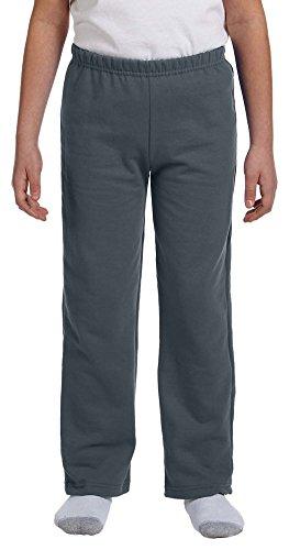 Gildan Heavy Blend Youth 8 oz., 50/50 Open-Bottom Sweatpants