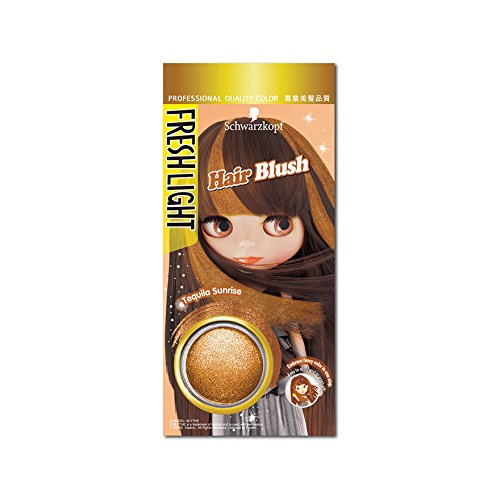 Schwarzkopf Freshlight Hair Blush Tequila Sunrise 4g. (Fekkai Hair Dye compare prices)