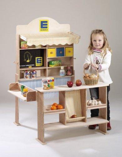 Plaho Edeka - Kaufladen aus Holz