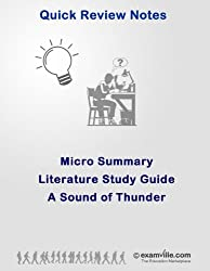 Micro Summary: A Sound of Thunder (Quick Literature Study Notes) (English Edition)