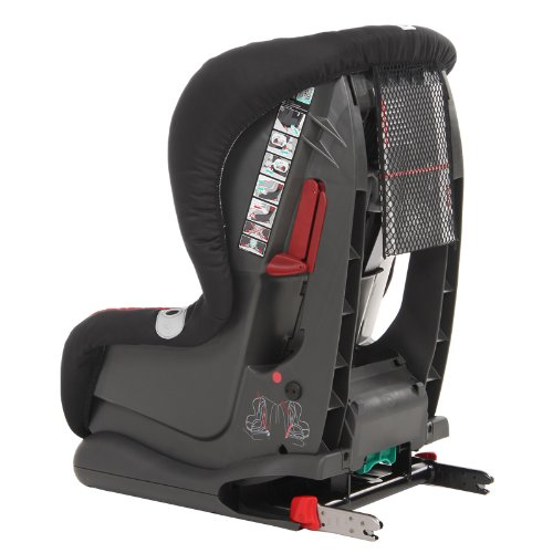 Rearward And Forward Facing Car Seats With Isofix