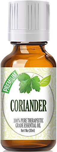 Coriander (30ml) 100% Pure, Best Therapeutic Grade Essential Oil - 30ml / 1 (oz) Ounces