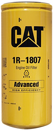 Caterpillar 1R-1807 Advanced High Efficiency Oil Filter (Pack of 1) (Caterpillar Parts compare prices)