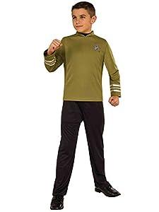 Rubie's Costume Kids Star Trek: Beyond Captain Kirk Costume