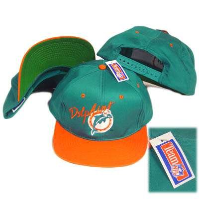 f7391643b ... france nfl miami dolphins old school vintage hat cap snapback 479d7  56f9d