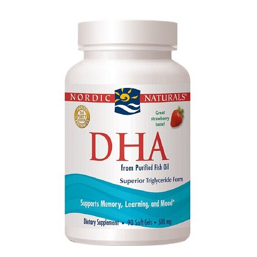 Dha - From Purified Fish Oil