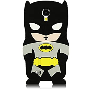 Galaxy S4 Case, CASEPLAY Cute 3D Cartoon Character Protective Soft Silicone Phone Case Cover for Samsung Galaxy S4 at Gotham City Store