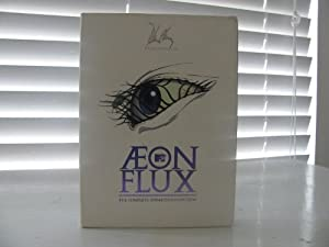 Aeon Flux (1995): The Complete Animated Collection (Checkpoint)