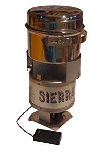 Sierra Stove wood burning backpacking camp stove with Complete Upgrade Kit by Sierra Stove