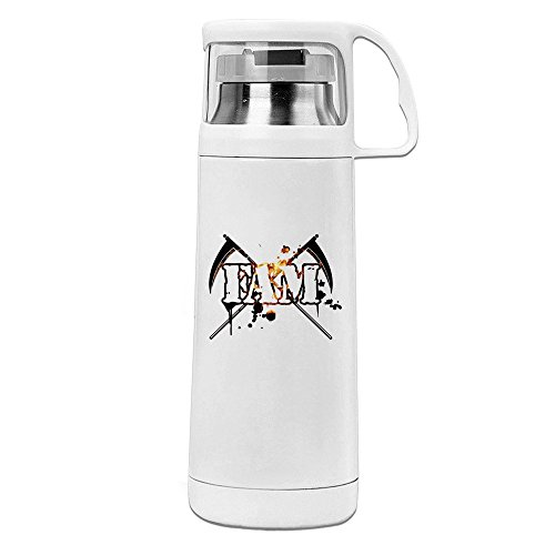 Stainless Steel Funny Slag-Fam Cross Design Vacuum Travel Mug Tumbler (Sims 3 Supernatural Download compare prices)