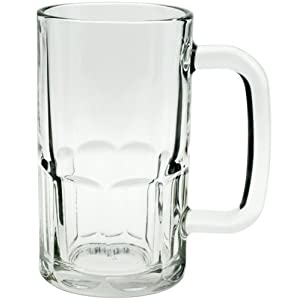 Anchor Hocking Beer Wagon Mug, Set of 6