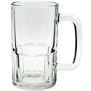 Anchor Hocking Beer Wagon Mug, Set of 6