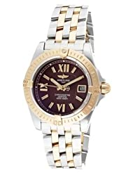 Buy Cheap Women's Windrider Burgundy Dial Two Tone Limited time