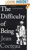 The Difficulty Of Being