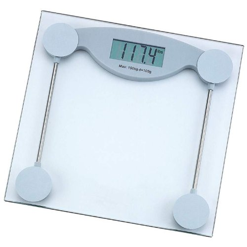 Best Bathroom Scales To Buy: Buy Low Price Contek Electronic Digital Bathroom Scale