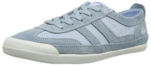 Dockers 346133-018585, Chaussures de tennis femme - Bleu (Blue), 39 EU
