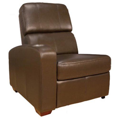 Bello Hts101Bn Left-Arm Reclining Chair (Brown)