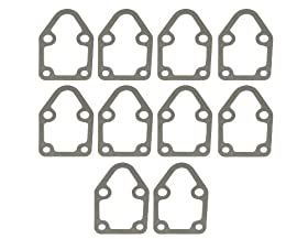 Allstar ALL87238-10 Small Block Chevy Fuel Pump Mounting Plate Gasket, (Pack of 10)