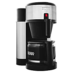 BUNN NHBW Velocity Brew 10-Cup Home Coffee Brewer from Bunn