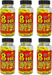 Mr Energy 8-HR Energy - 8 Hour Energy Pills - (600 Capsules)