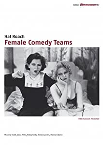 Female Comedy Teams [2 DVDs]