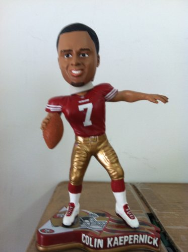 Colin Kaepernick 2013 Pennant Base Bobblehead at Amazon.com