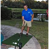 Country Club Elite Real Feel Golf Mat 3' X 5' by Real Feel Golf Mats.com