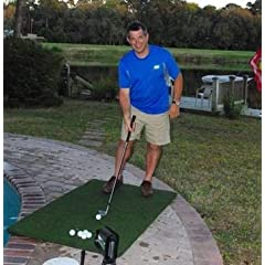 Country Club Elite Real Feel Golf Mat 3