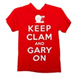 SpongeBob: Keep Clam and Gary On Tee - Adult