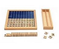 Vidatoy Classic Hundred Board Montess…