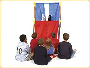 Deluxe-Puppet-Theater-TBZ57B from TOOBEEZ