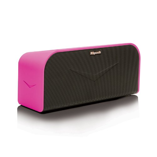 Klipsch Kmc 1 Pink Portable Speaker, Pink