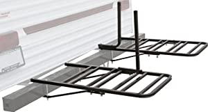 RV or Camper Trailer Bumper Bike Rack for 1-4 Bicycles by Discount Ramps