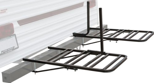 Rv Or Camper Trailer Bumper Bike Rack For 1-4 Bicycles
