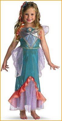 Disney Costumes Ariel Little Mermaid for Girls