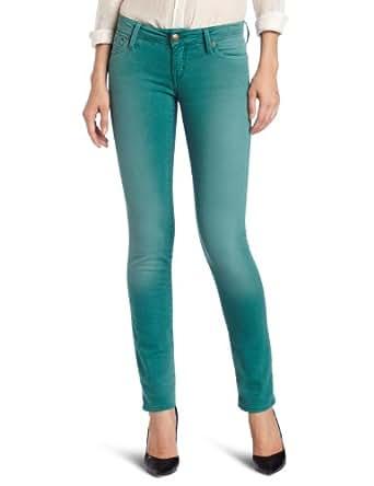 mavi damen jeans 39 39 lindy low rise skinny 39 39 parrot green. Black Bedroom Furniture Sets. Home Design Ideas