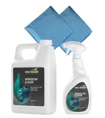 Eco Touch (UGCKT) Ultimate Glass Care Kit