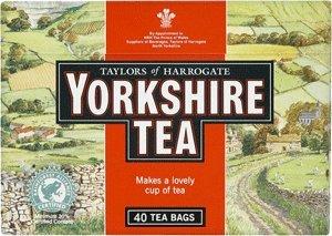 Taylors of Harrogate : Yorkshire Tea : 40 Tea Bags