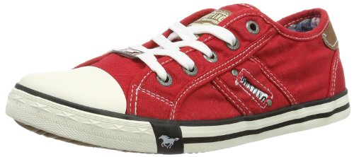 Mustang 1099-302-5, Mocassini donna, Rosso (5 rot), 39