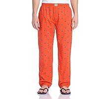 Jack & Jones Men's Pyjamas (5712837587269_Red_Medium)