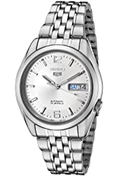 Seiko Men's SNK385K Automatic Stainless Steel Watch