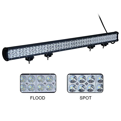 Nilight 39Inch 252W LED Work Light Bar Spot Flood Combo Fog Light Driving Lights Offroad Lighting for SUV UTE ATV Truck 4x4 Boat,2 Years Warranty (39 Light Bar compare prices)