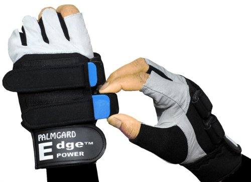 Black Adult Small Weighted Training Gloves (Football Throwing Gloves compare prices)