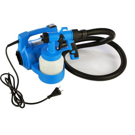 HOME PRO Electric Paint Sprayer with Vacuum Cleaner