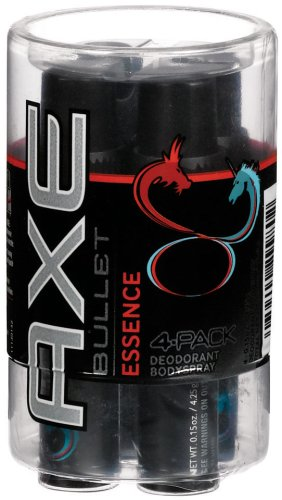 Axe-Body-Spray-Bullets-Essence-5-Ounce-Tubes-Pack-of-6-
