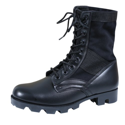 Men's Rothco Black Ultra Force Jungle  11M Picture