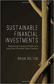 Sustainable Financial Investments: Maximizing Corporate Profits And Long-Term Economic Value Creation (Diversity, Leadership And Responsibility)